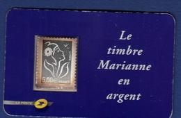MARIANNE DE LAMOUCHE En Argent Neuf - Frankrijk
