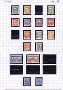 Tunisie - Collection Vendue Page Par Page - Timbres Neufs */** / Oblitérés - B/TB - Tunisie (1888-1955)