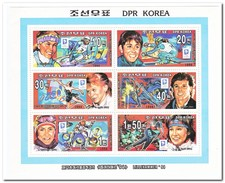 Noord Korea 1994, Postfris MNH, Olympic Games - Korea (Noord)
