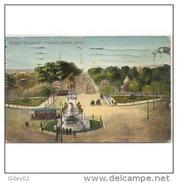 ARGTP1141-LFTMD5357TPPE.Tarjeta Postal DE ARGENTINA.Monumento A GARIBALDI.BUENOS AIRES.CCLD - Personajes