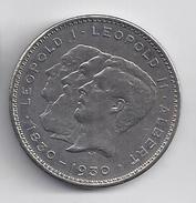 ALBERT I 10 Frank - 2 Belga 1930 Frans  PRACHTIG -   -  M380b - 10. 10 Francs & 2 Belgas