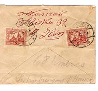 Poland-Polska Cover Warszavia1925 To Berlin Germany PR4398 - Briefe U. Dokumente