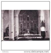 CDRLTP5365-LFTMD10033TBES.Tarjeta Postal DE CIUDAD REAL.Retablo Y Columnas De La Iglesia De ARGAMASILLA DE ALBA - Esculturas
