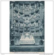 ORSTPA028-LFTMD2775TBES.Tarjeta Postal DE ORENSE.Edificios,RETABLO DE LA CAPILLA MAYOR DE LA CATEDRAL DE  ORENSE.CCLD - Esculturas