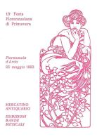 [MD0942] CPM - IN RILIEVO - FIORENZUOLA D'ARDA - 15° FESTA DI PRIMAVERA - Non Viaggiata 1993 - Piacenza