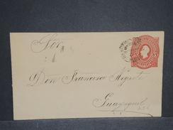 EQUATEUR - Entier Postal Pour Guayaquil - L 6899 - Ecuador