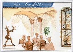"""PARIS - Restaurant """"LE SOUFFLE"""" (C. Rigaud)   (96245) - Frankreich"""