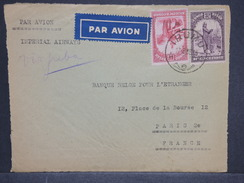 CONGO BELGE - Enveloppe Par Avion De Irumu Pour La France En 1939 - L 6909