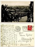 Italy 1939 RPPC Postcard Genova, To Chemnitz, Germany - Genova