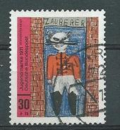 BRD  1971  Mi 662  Wohlfahrt: Zauberer - [7] Federal Republic