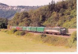 CPM Locomotora Electrica 289.104 EUROFER-AMICS DEL FERROCARRIL  Scans Recto Verso N) 866 - Equipo