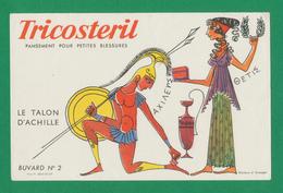 Buvard - TRICOSTERIL N°2 - Blotters