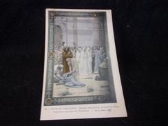 Peintures Murales Du Panthéon.N°28.Puvis De Chavannes . Sainte - Geneviève Ravitaille Paris. - Peintures & Tableaux