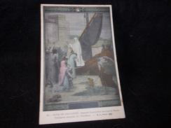 Peintures Murales Du Panthéon.N°31.Puvis De Chavannes .  Sainte - Geneviève Ravitaille Paris. - Paintings