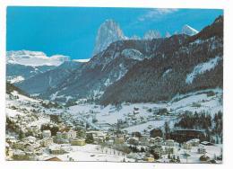 ORTISEI VAL DARDENA - IL SASSOLUNGO   VIAGGIATA  FG - Bolzano (Bozen)