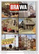 Catalogue BRAWA 1987/1988 - Accessoires De Réseau - 86 Pages - Allemand