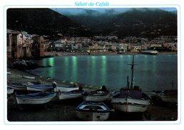 ITALIE. Carte Postale écrite. Cefalu. - Palermo
