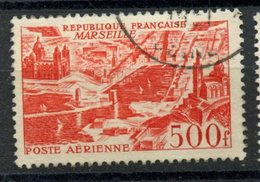 France 1949 500f Marseille Issue #C26 - Airmail