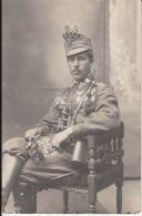 CPA MILITARIA, SOLDIER IN VINTAGE UNIFORM - Uniforms