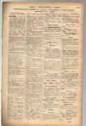 ANNUAIRE - 74 - Département Haute Savoie - Année 1906 - édition Didot-Bottin - Annuaires Téléphoniques