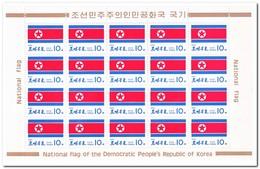 Noord Korea 1994, Postfris MNH, National Flag - Korea (Noord)