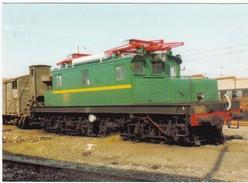 CPM L.C. Electrica 6106  EUROFER-AMICS DEL FERROCARRIL  Scans Recto Verso N° 875 - Trenes