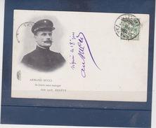 GENEVE ( SUISSE )  ARMAND  SUCCI  - 30 Jours Sans Manger  - Avec DÉDICACE   1906          ( A Voir état  ) - GE Ginevra