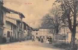 81-L'ISLE-SUR-TARN- PLACE DE LA BRÊCHE - Lisle Sur Tarn