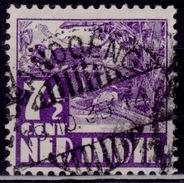 Netherlands Indies, 1934, Rice Field Scene, 7 1/2c, Scott# 171, Used - Indes Néerlandaises