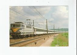 L'EXPRESS 4059 PARIS-TOURS ASSURE PAR LA BB 9288 APPROCHE D'ETAMPES (91) EN MAI 1983 - Etampes