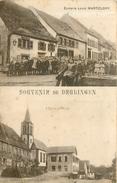 DRULINGEN   épicerie  LOUIS MARTZLOFF - Autres Communes