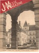 Jeunesse Magazine N°24 (3 ème Année) Du 11 Juin 1939 Cité Universitaire - Altre Riviste