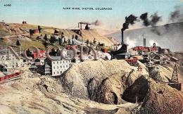Ajax Mine - Victor - Colorado - Etats-Unis