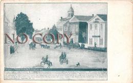 Wall Street - Kingston - NY 1830 - Wall Street