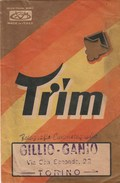 6311. Lp   Busta Trim Angolo Del Trifoglio Fotografia Cinematografia Gillio GanioTorino - Vecchi Documenti