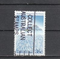 Australie - Territoire Antarctique YT 73 Obl : Traité Antarctique - 1986 - Australian Antarctic Territory (AAT)