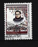 GRÖNLAND Mi-Nr. 322 - 50. Jahrestag Der Gründung Der Ersten Frauenvereinigung In Grönland Gestempelt - Grönland