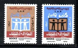 R1499 - SYRIA L.A.R. , Book International Year 1972  *** - Siria
