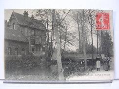 59 - MARCOING - LE PONT DE L'ESCAUT - ANIMEE - 1912 - Marcoing