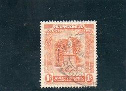 JAMAIQUE 1920-1 O - Jamaica (...-1961)