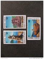Polynésie: TB Série N° 386 Au N° 388 ,neufs XX . - Polynésie Française