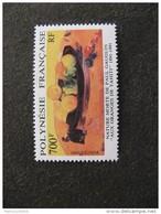 Polynésie: TB  N° 385 , Neuf XX. - Polynésie Française