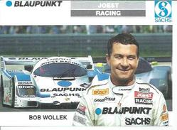 BOB WOLLEK - BLAUPUNKT JOEST RACING - Motorsport