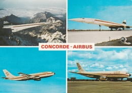 Concorde And Airbus Toulouse - Mint (T14-20) - 1946-....: Moderne
