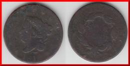 **** USA - ETATS-UNIS - 1 CENT 1818 - ONE CENT 1818 LIBERTY HEAD **** EN ACHAT IMMEDIAT !!! - 1816-1839: Coronet Head (Testa Coronata
