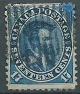 Canada  - Yvert N° 17   Oblitéré   -  Cw24307 - 1851-1902 Victoria