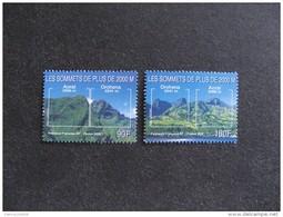 Polynésie: TB Paire N° 623 Et N° 624, Neufs XX. - Neufs