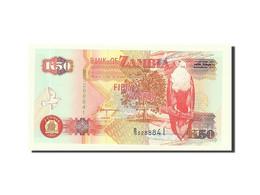 Zambie, 50 Kwacha, 1992, KM:37b, NEUF - Zambie
