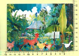 CPM, SEYCHELLES, MAHE: Plantation Anse Aux Poules Bleues - Seychelles