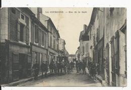 La Couronne  Rue De La Gare - France